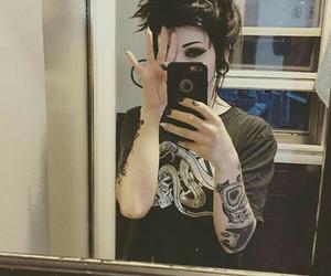 black hair and fallenmoon13 image