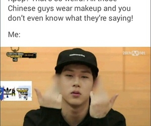 asian, funny, and korean image