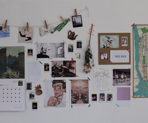room, decor, and wall image