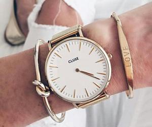 bracelet, reloj, and cute image