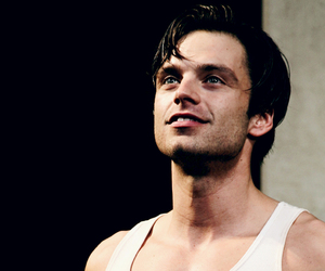 sebastian stan, winter soldier, and actor image