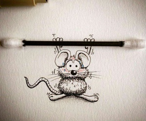 fuerza, ratoncito, and creativo image