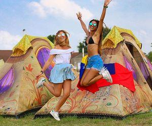 festival and tomorrowland image