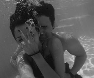 beautiful, couple, and Hot image