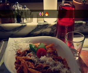 food, vapiano, and bestfriends image