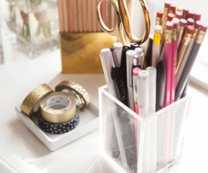 decor, back to school, and decoration image