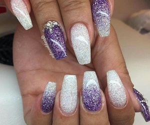 beautiful, fashion, and nailsart image