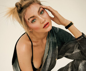 w magazine and gigi hadid image