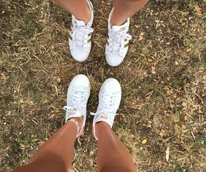 best friends, friendship, and summer image