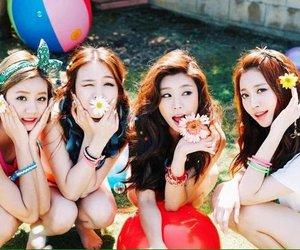 girls day, hyeri, and yura image