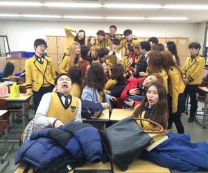 zelo, korean, and kpop image