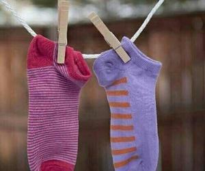 funny and socks image