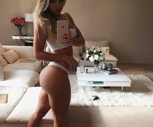 body, butt, and fit image