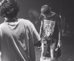 black and white, jc caylen, and kian lawley image