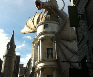 harry potter, hp, and universal image