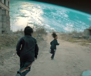 coldplay and children image