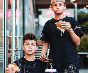 boy and mark thomas image