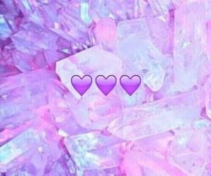 heart, purple, and emoji image