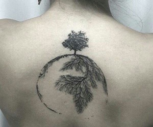 ink, world, and tattoo image
