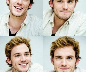 sam claflin, the hunger games, and finnick odair image