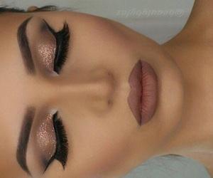 goals, wow, and makeup image