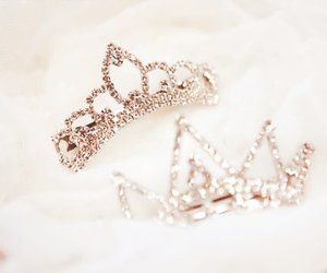crown, princess, and tiara image