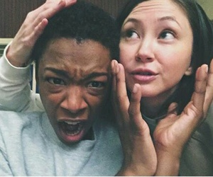 otp, oitnb, and poussey image