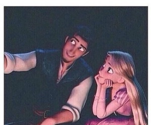 love, rapunzel, and tangled image