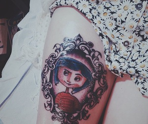 tattoo and coraline tattoo image