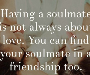 friendship bff soulmate image