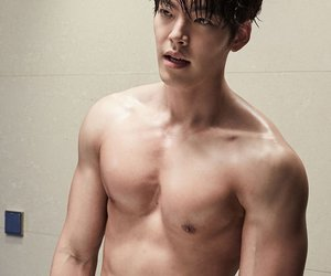 abs, boys, and korean image