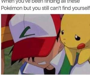 funny, pokemon, and game image