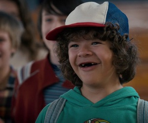 stranger things, dustin, and icon image