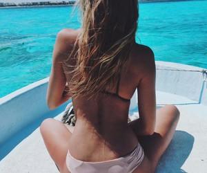 beach, bikini, and body image