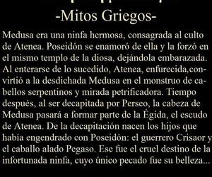 medusa, mitos, and griegos image