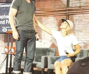 arrow, sdcc, and stephen amell image