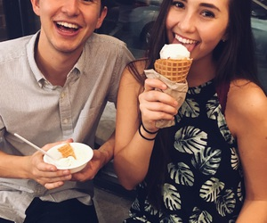 candid, dessert, and icecream image