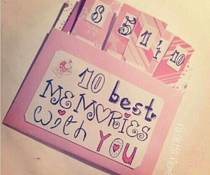memories, WITH, and you image
