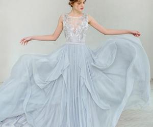 beautiful, feminine, and dress image