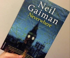 london, Neil Gaiman, and perfection image
