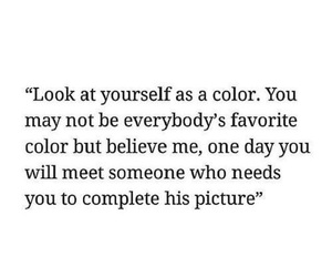 quotes, love, and color image