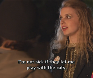 skins, cassie, and cats image