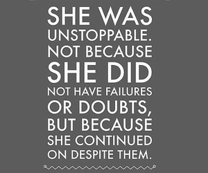 background, quote, and she image