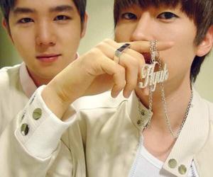 kangin, eunhyuk, and kpop image