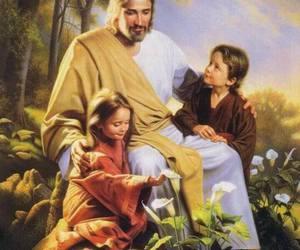 god, love, and jesús image