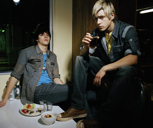 skins, maxxie, and boy image