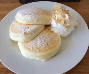 baking, breakfast, and cake image