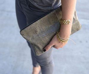 fashion, high heel, and gray image