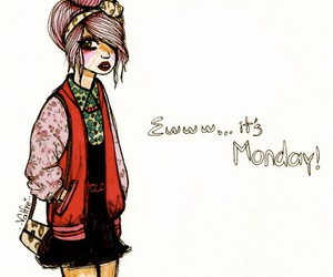 monday, valfre, and quotes image