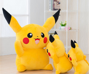 pikachu, pokemon, and pokemon go image